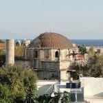 Rhodes Architecture - Courtesy Of Bgag (Wikimedia Commons)