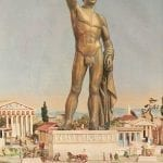The Colossus In Rhodes Courtesy Of Ignacioelul1 (Wikimedia Commons)