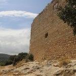 Kritinia Castles In Rhodes
