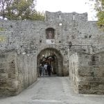 The Walls And The Gates in Rhodes