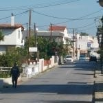 The Village Of Paradisi In Rhodes